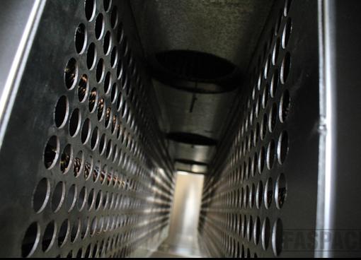 туннель внутри