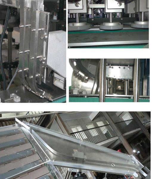 Элементы укупорочной машиныFP-TGXG-200 фото