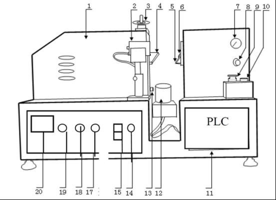 Схема HX002 фото