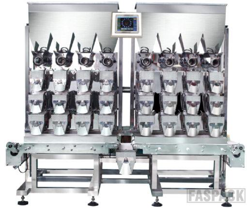 Линейный дозатор для мяса SW-LC8-2.5L