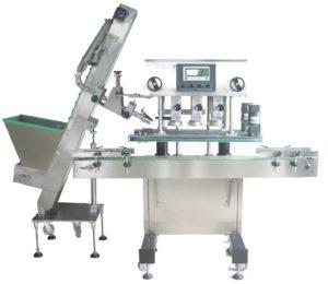 Автомат укупорки FP-TGXG-200 фото