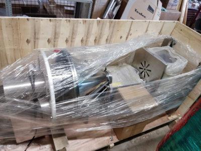 шнековый дозатор DF-A в упаковке фото