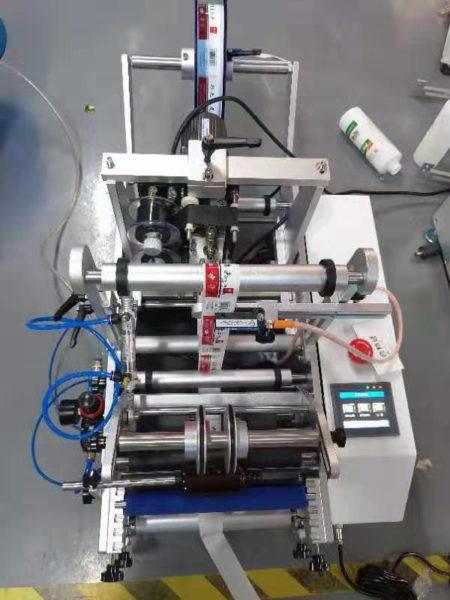 Этикетировщик FK-603 фото