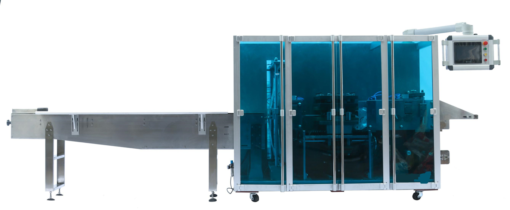 SB800W горизонтальная упаковочная машина